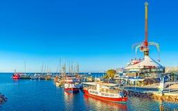 Ranek w Eilat Obraz Royalty Free