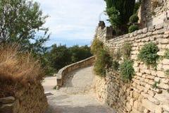 Ranek w Provence zdjęcia royalty free