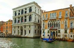 Ranek w Wenecja Obraz Stock