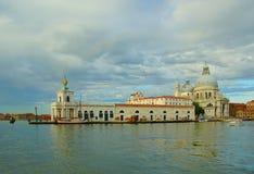 Ranek w Wenecja Zdjęcie Royalty Free