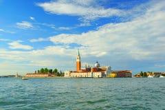 Ranek w Wenecja Zdjęcia Stock