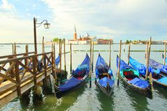 Ranek w Wenecja Fotografia Royalty Free