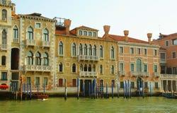 Ranek w Wenecja Obrazy Royalty Free