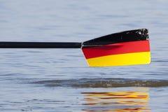 RANGÉE : Les championnats européens d'aviron photo stock