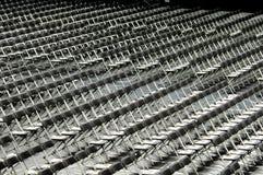 Rangées des chaises à une cérémonie  Images libres de droits