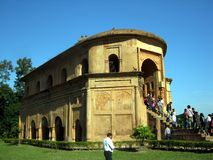 Rang ghar stock photo
