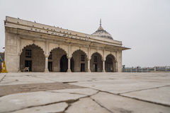 The Rang Mahal housed the emperor`s wives and mistresses. Royalty Free Stock Image
