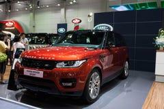 Rang rover Sport Royalty Free Stock Image