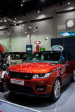 Rang rover Sport Royalty Free Stock Images