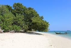 Rang Yai Island Beach in Phuket,Thailand Royalty Free Stock Images