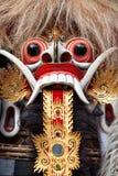 Rangda精神-巴厘岛的邪魔女王/王后 免版税库存图片