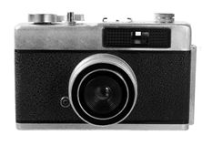 Range Finder Camera Stock Images