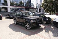 Range Rover Immagini Stock
