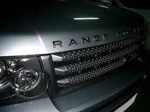 Range Rover Stock Afbeelding