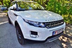 Range Rover Stock Foto's