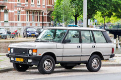 Range Rover Classic Stock Photography