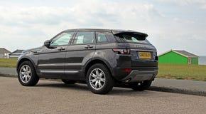 Range Rover evoque sd4 Stock Afbeelding
