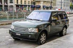 Range Rover Stock Image