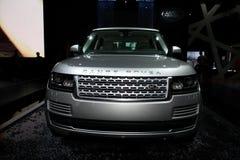 Range Rover - Land Rover Stock Photography