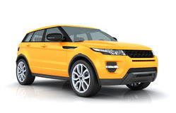 Range rover Stock Photography