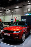 Range Rover-Sport Lizenzfreies Stockbild