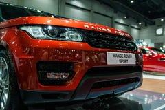 Range Rover-Sport Stockbilder