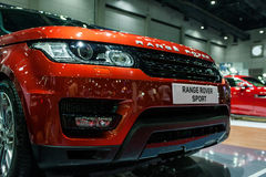 Range rover sport Stock Images