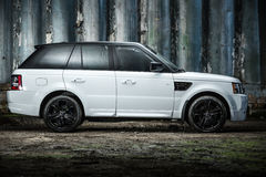 Range Rover Sport tuning Stock Photo