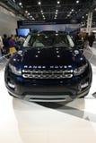 Range Rover SUV Royalty Free Stock Image