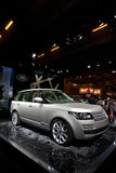 Range Rover TDV6 Vogue SUV Stock Photography