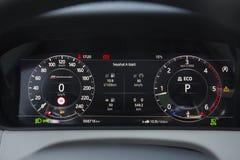 Range Rover Velar stock photos