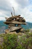 Range  stone mount Royalty Free Stock Photos