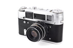 Rangefinder camera Stock Photos