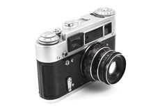Rangefinder camera Royalty Free Stock Images