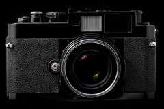 Rangefinder Camera Royalty Free Stock Photography