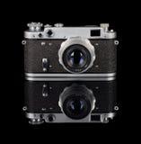 Rangefinder camera Stock Photos