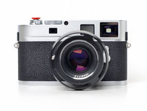 Rangefinder camera Royalty Free Stock Photos