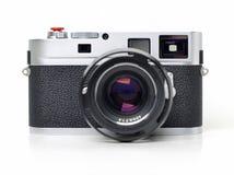 Rangefinder camera Royalty Free Stock Photos