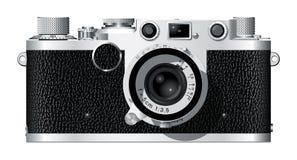 rangefinder för kamera ii Royaltyfri Illustrationer