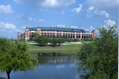 Rangers Ballpark in Arlington Royalty Free Stock Photography