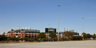 Rangers Ballpark in Arlington Stock Photos
