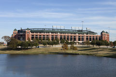 Rangers Ballpark in Arlington Royalty Free Stock Images