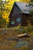 The Rangers Cabin Royalty Free Stock Photo