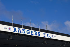 Rangers FC Royalty Free Stock Photography