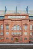 Rangers Ibrox Stadium Facade Stock Images