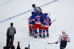 Rangers Score! Royalty Free Stock Images