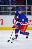 Rangers' Sean Avery Stock Photography