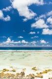 Rangiroa atoll, French Polynesia Stock Photography