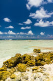 Rangiroa atoll, French Polynesia Royalty Free Stock Photos