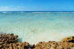 Rangiroa atoll Stock Images